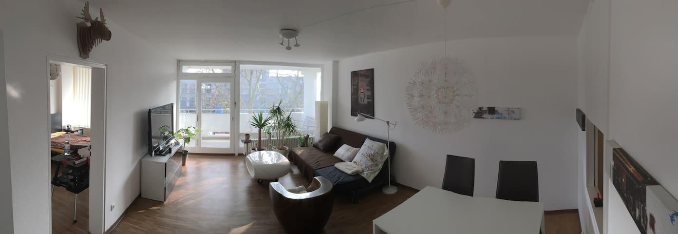 2 room apartment - Fair/Messe