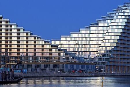 Bo med havudsigt i AARhus i Aarhus