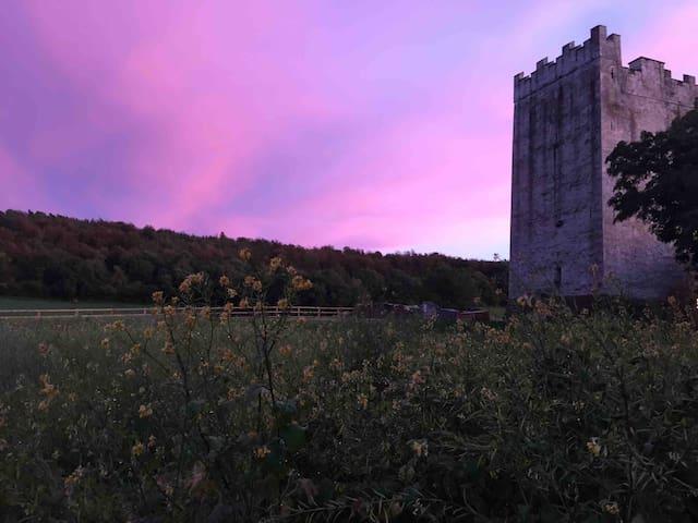 Your 15th-Century Irish Castle