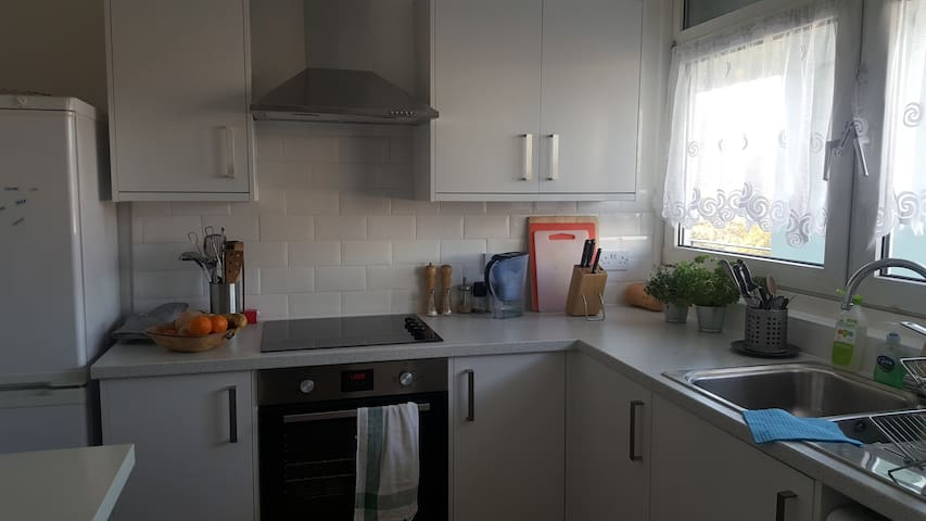 Double room close to central London (zone 2)