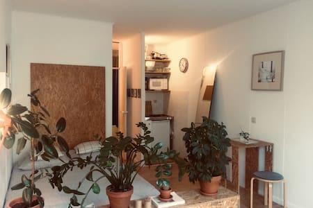 Brussels cozy studio near place Stephanie