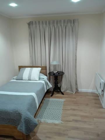 Habitaciones con baño privado,ambiente tranquilo.