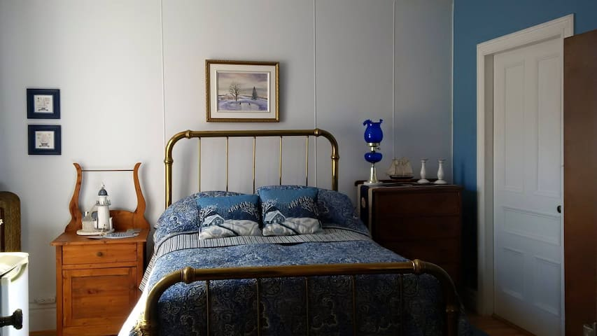 Auberge des Marronniers - ch 1 'Fleurs Bleues'