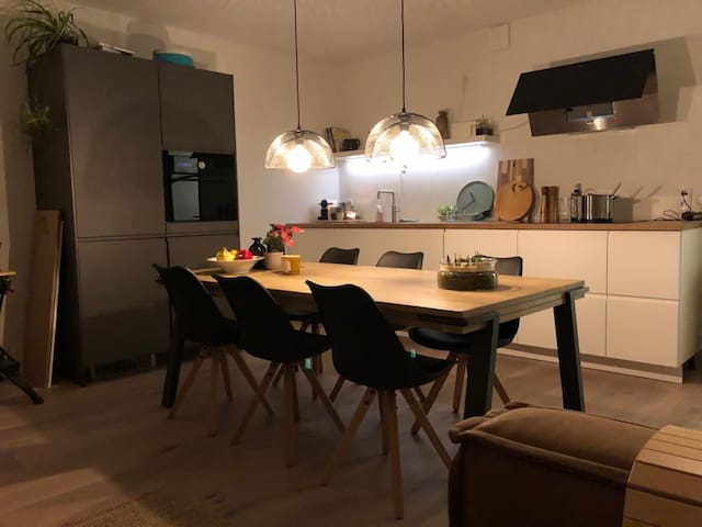 Appartement centrum Breda, begane grond