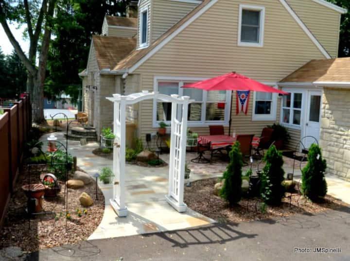 Style & Comfort In Growing Gahanna, Near Columbus