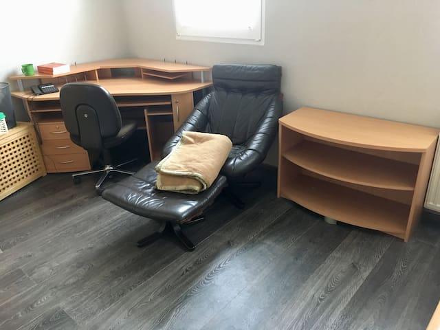 Gästezimmer mit Bad