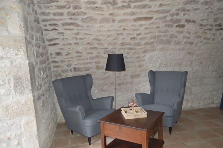Gastenkamer La Cave