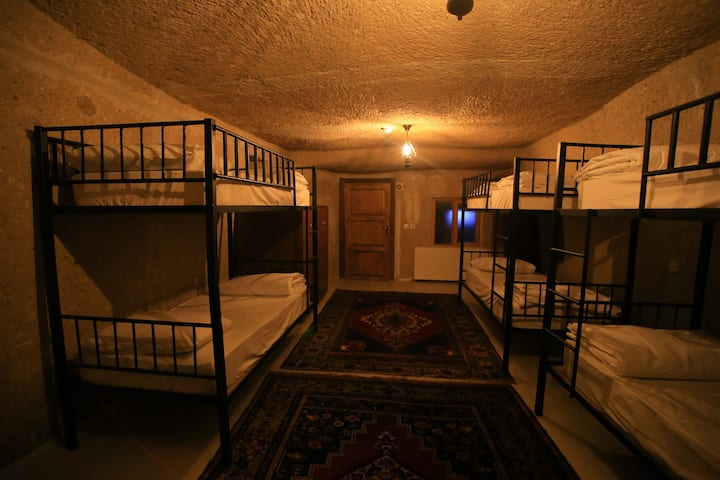 One Bed in Mixed Dormitory