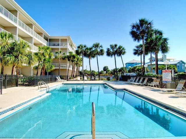 Caribbean Hideaway on Perdido Key!  Ocean View!!
