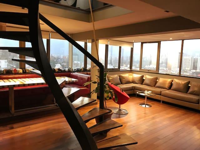 Duplex Penthouse  264 El Golf