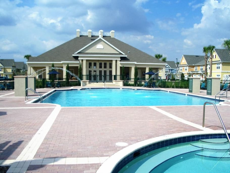 Fairytale Escape Disney Town Home At Seven Dwarfs Vacation Homes For Rent In Kissimmee