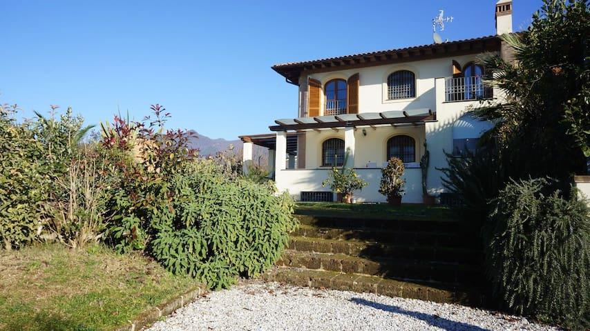 Villa Sveva - Seravezza - Casa de campo