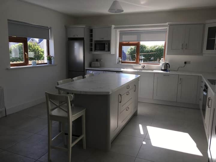 New holiday home, Doonbeg Road, Kilkee, Co Clare.