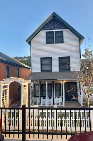 Beautiful Victorian in Idaho Springs