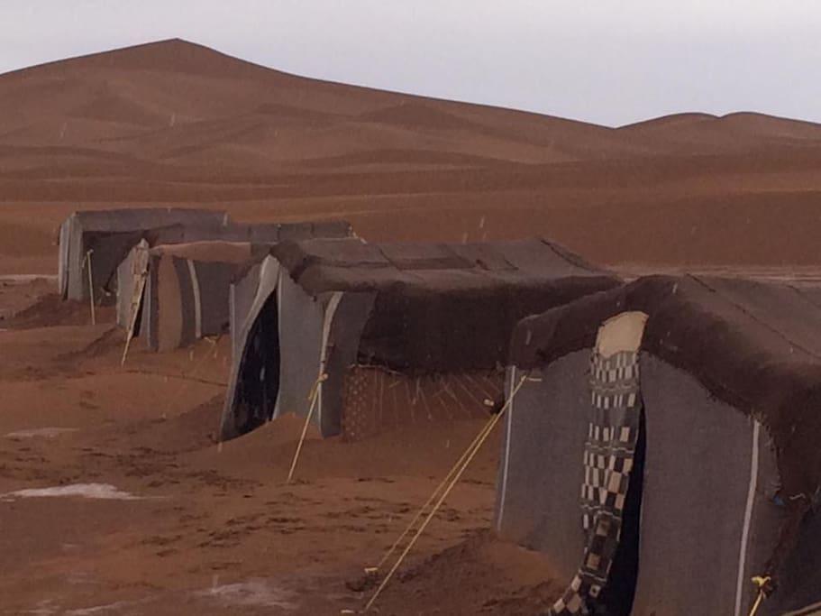 tentes nomades confortables