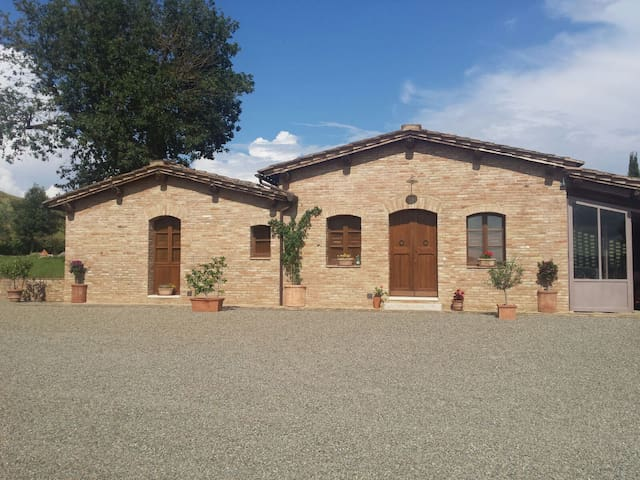 Siena, Monteroni d'Arbia, Appartamento La  Capanna - Monteroni D'arbia - Leilighet