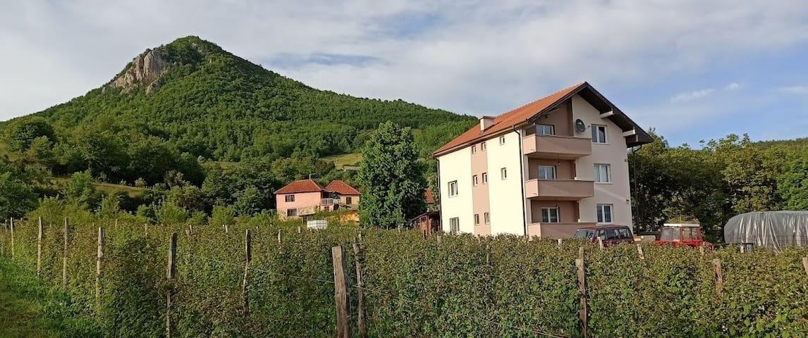 Householder Kemo by Farm Stay Montenegro