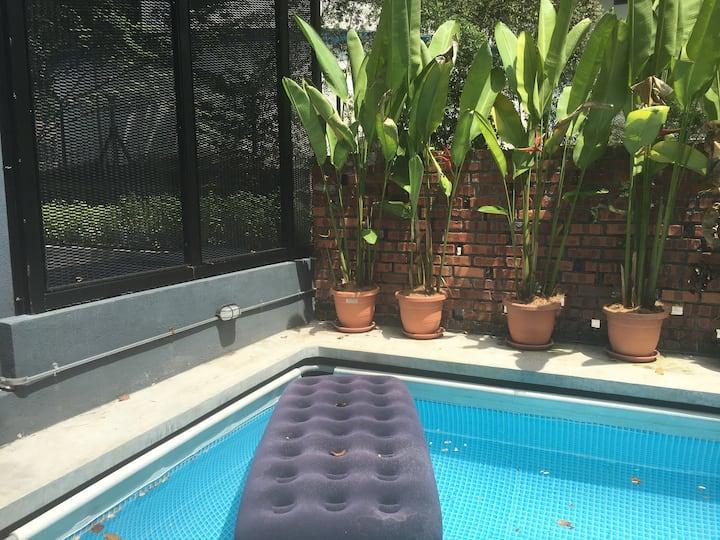 Pool villa KLCC & KL Sentral
