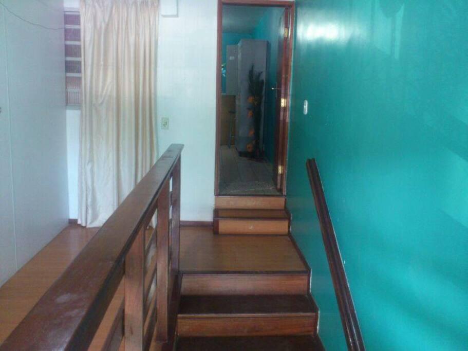 Entrada Hostel
