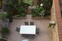 Chambre 20m2 proche centre ville Nancy, au calme