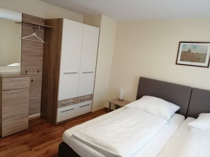 Doppelzimmer mit Bad Standard