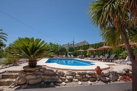 Villa da Marta - adults only - Doppel Superior - Ondara - ที่พักพร้อมอาหารเช้า