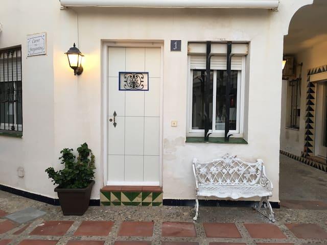 Apartamento de 32m2 en el puerto maritímo de Sitges (playa) - Sitges - (ไม่ทราบ)