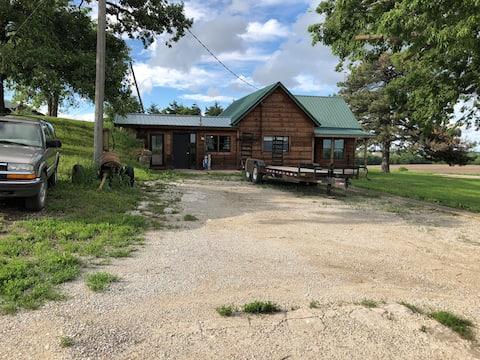 Refurbished farm Cabin