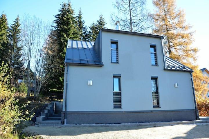 Pittoresca casa vacanze vicino alle piste a Železná Ruda