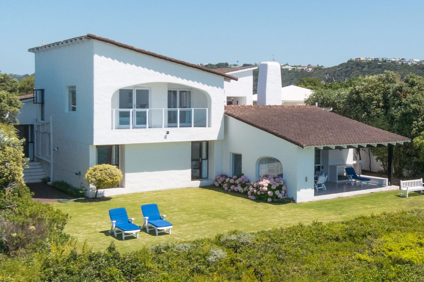 Plettenberg Bay Holiday Home on Robberg Beach