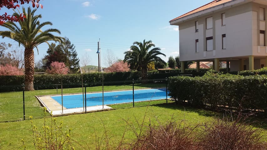 Apto. a 200m de la playa. - Suances - Appartement