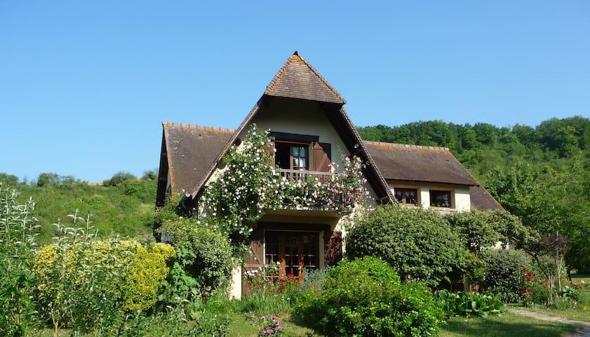Bienvenue à la Maison 'Hôtes les Coquelicots Giverny