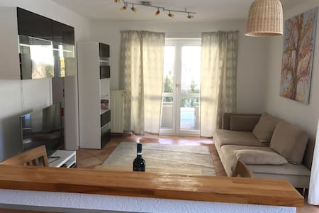 Nice and mediterranean flat for two and maybe baby - Ludwigsburg