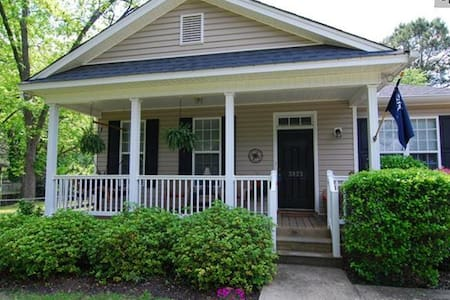 Charming bungalow, convenient to downtown - Columbia - Huis
