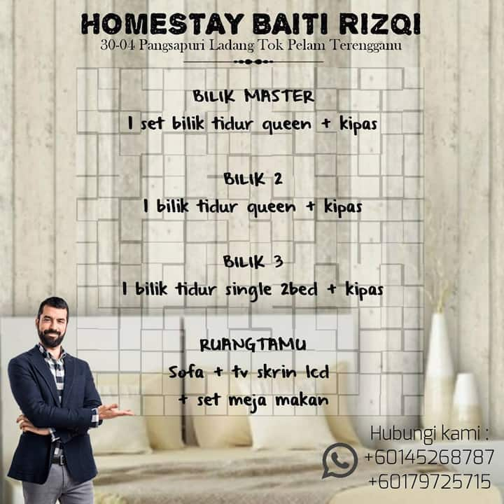 Baiti Rizqi Homestay