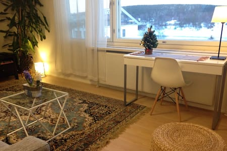 Most Central, Top Floor, River View - Rovaniemi