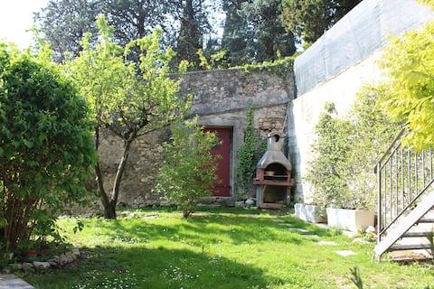 Al giardino segreto: camera giardino