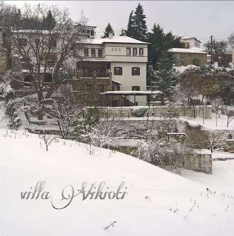 Traditional villa VIKIOTI