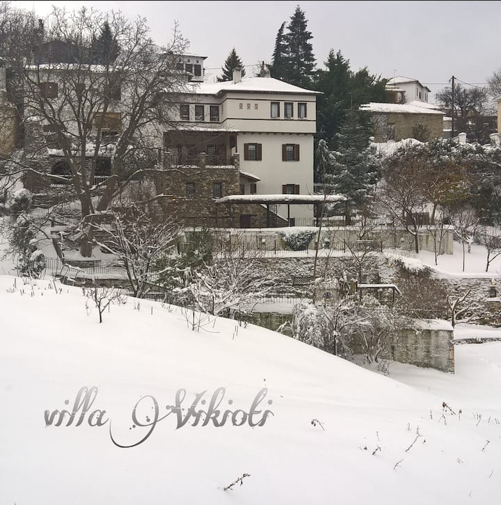 Traditional villa VIKIOTI