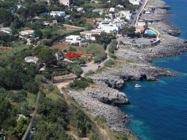 Monolocale in villa sul mare del Salento
