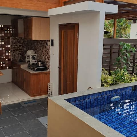 Cozy villa with private pool @Anyer