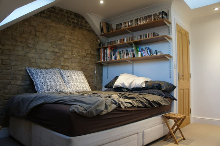 Attractive double room with ensuite