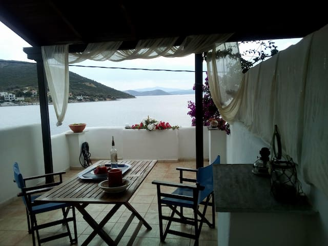 Panagia home with a view