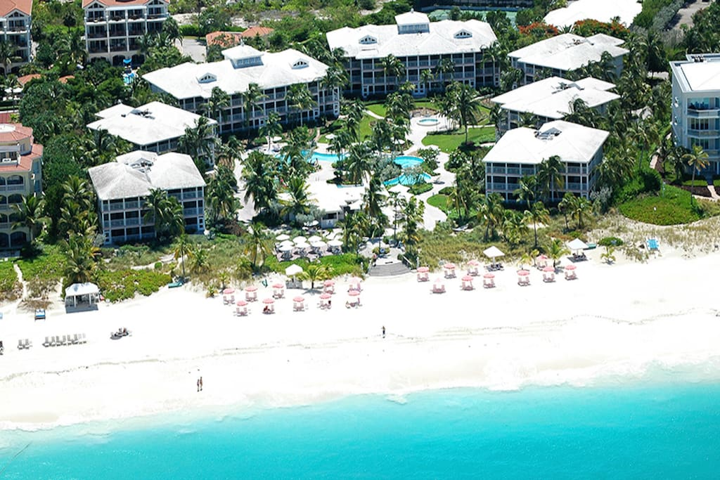 Ocean Front Resort - the place to be
