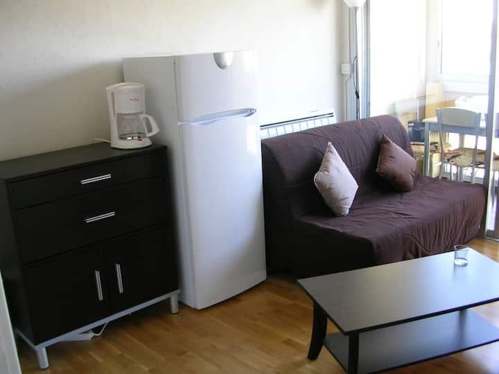 Appartement meublé de 22 m² (location saisonnière)