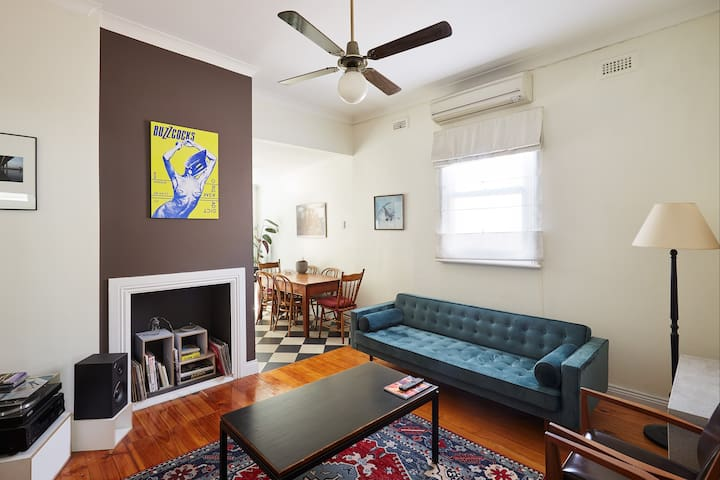 Comfortable room in the heart of Brunswick