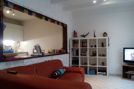 Fully furnished fair 1 bedroom flat - Luxemburg - Wohnung