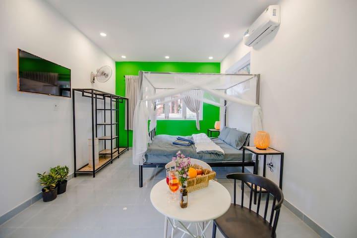 Phòng 08- Krong Ana (HomeStay Vườn Pháp II)