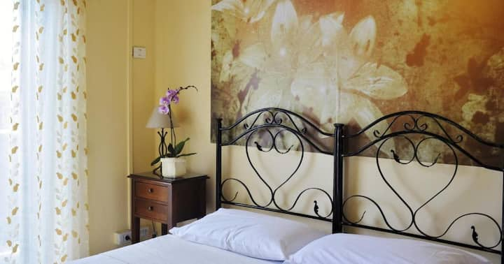 Sicilia Home b&b nel cuore di Catania-Orange Room
