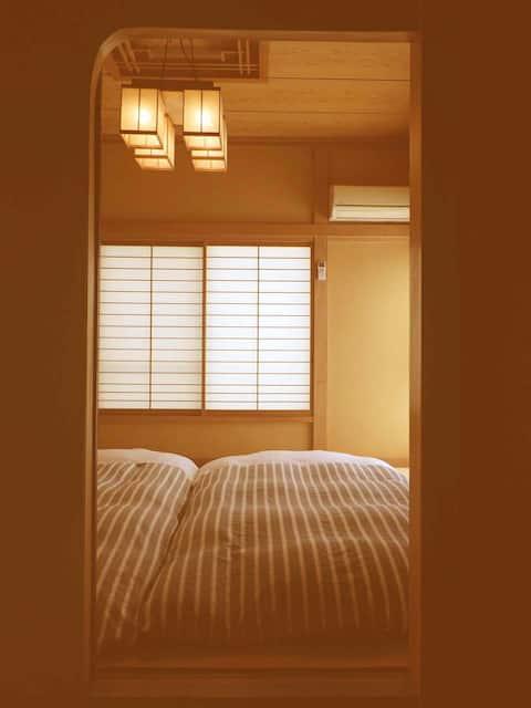 ☆静かで和風モダンなひかりの間☆箱根・小田原旅行に最適(朝食サービス♪)